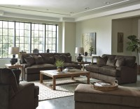 Bisenti Chocolate Living Room Set from Ashley (6530638 ...