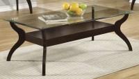 Cappuccino Coffee Table, 704628, Coaster Furniture