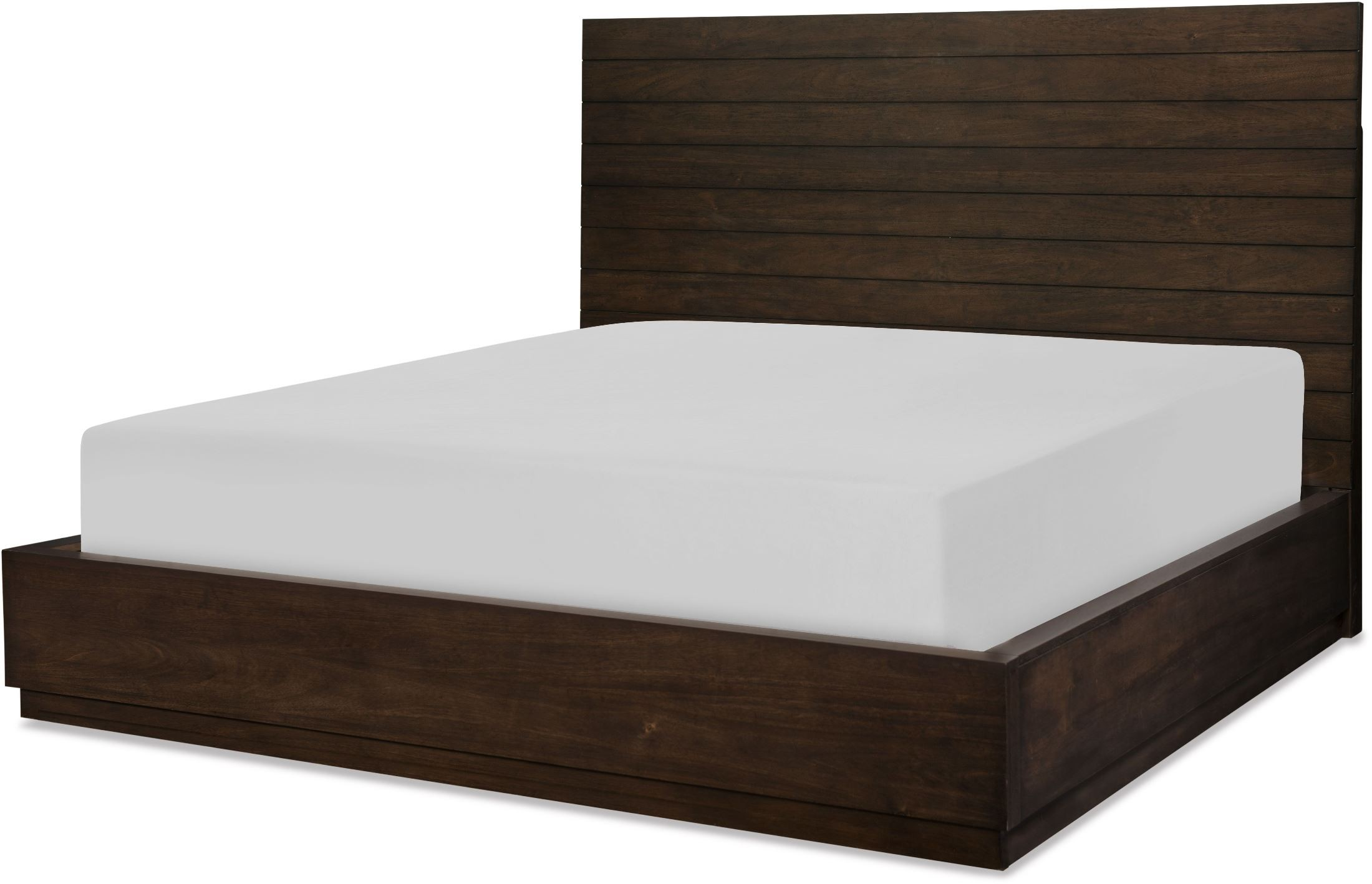 Austin Barton Cal King Panel Bed From Rachael Ray Home
