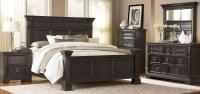 Garrison Soft Grey Panel Bedroom Set from Standard ...