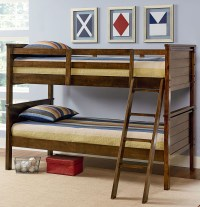 Cameron Youth Warm Tobacco Brown Bunk Bedroom Set, 94071 ...