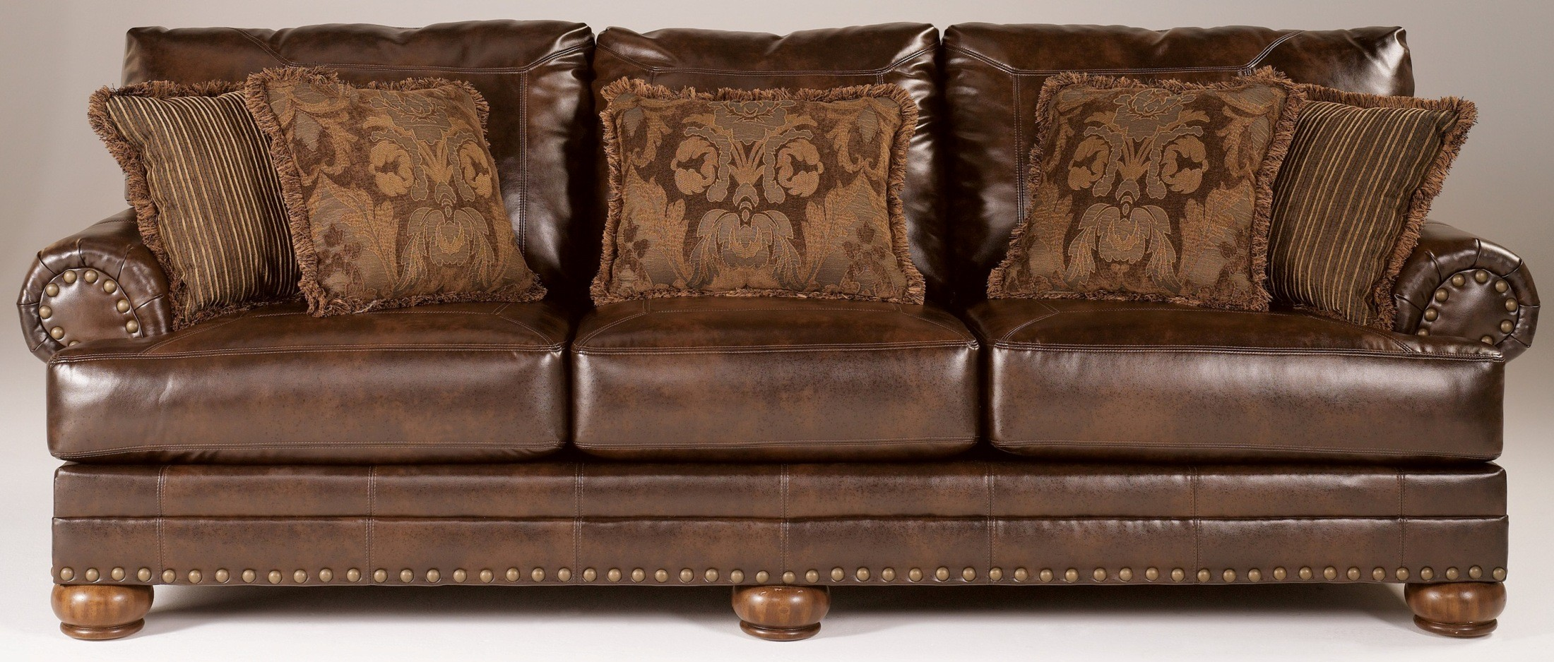 Antike Sofas & Loveseats Chaling Durablend Antique Sofa From Ashley 9920038