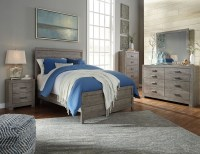 Culverbach Panel Bedroom Set from Ashley | Coleman Furniture