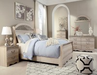 Catalina Sleigh Bedroom Set from Ashley (B196-74-77-96 ...