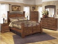 Timberline Bedroom Set from Ashley (B258) | Coleman Furniture