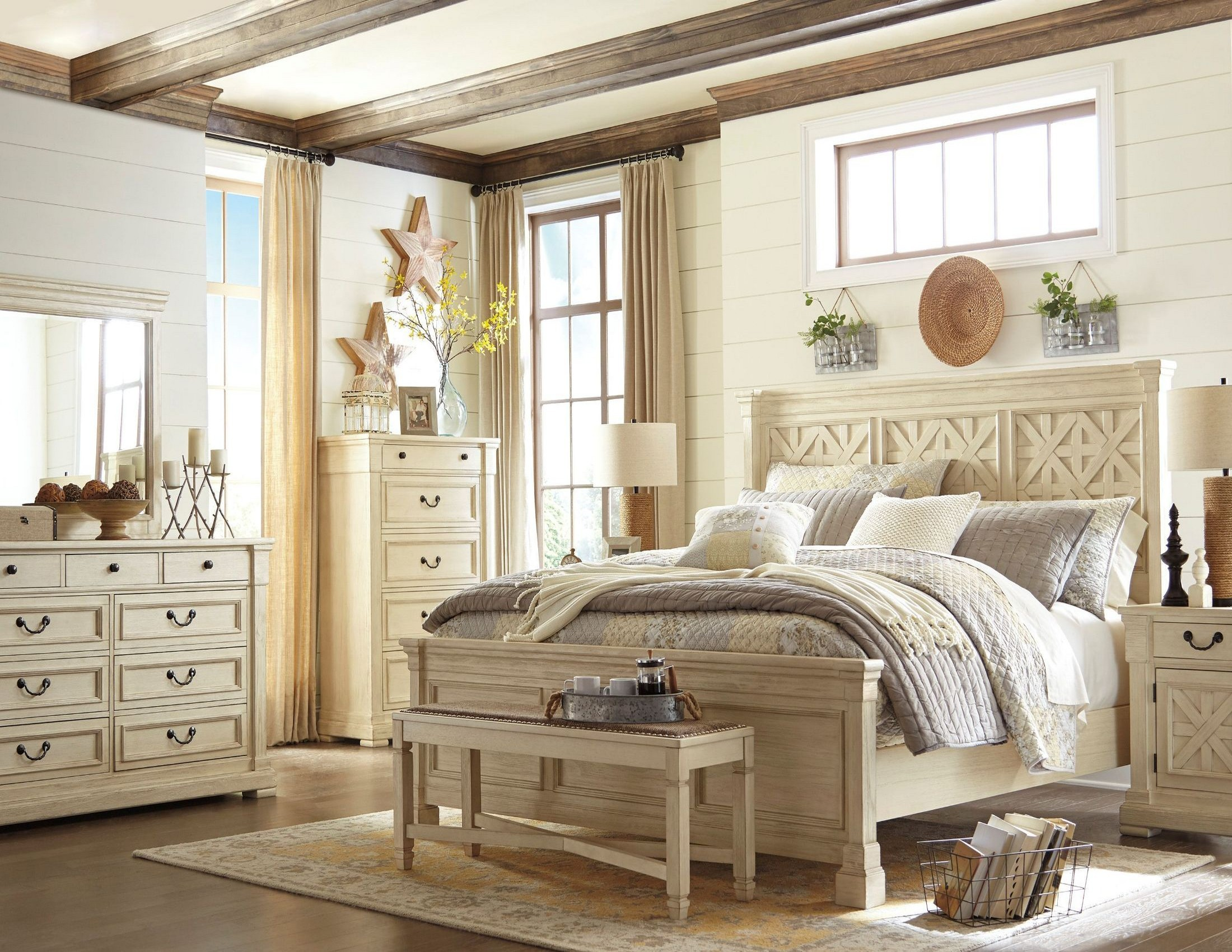 Bolanburg White Panel Bedroom Set from Ashley
