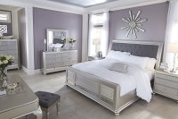 Coralayne Silver Bedroom Set, B650-157-54-96, Ashley Furniture