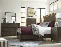 Camilone Dark Gray Panel Bedroom Set from Ashley | Coleman ...