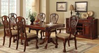 George Town Rectangular Double Pedestal Formal Dining Room ...