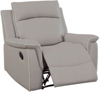 Salome Light Gray Recliner Chair from Furniture of America ...