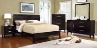 Snyder Espresso Bedroom Set from Furniture of America ...