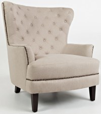 Easy Living Conner Taupe Accent Chair from Jofran ...