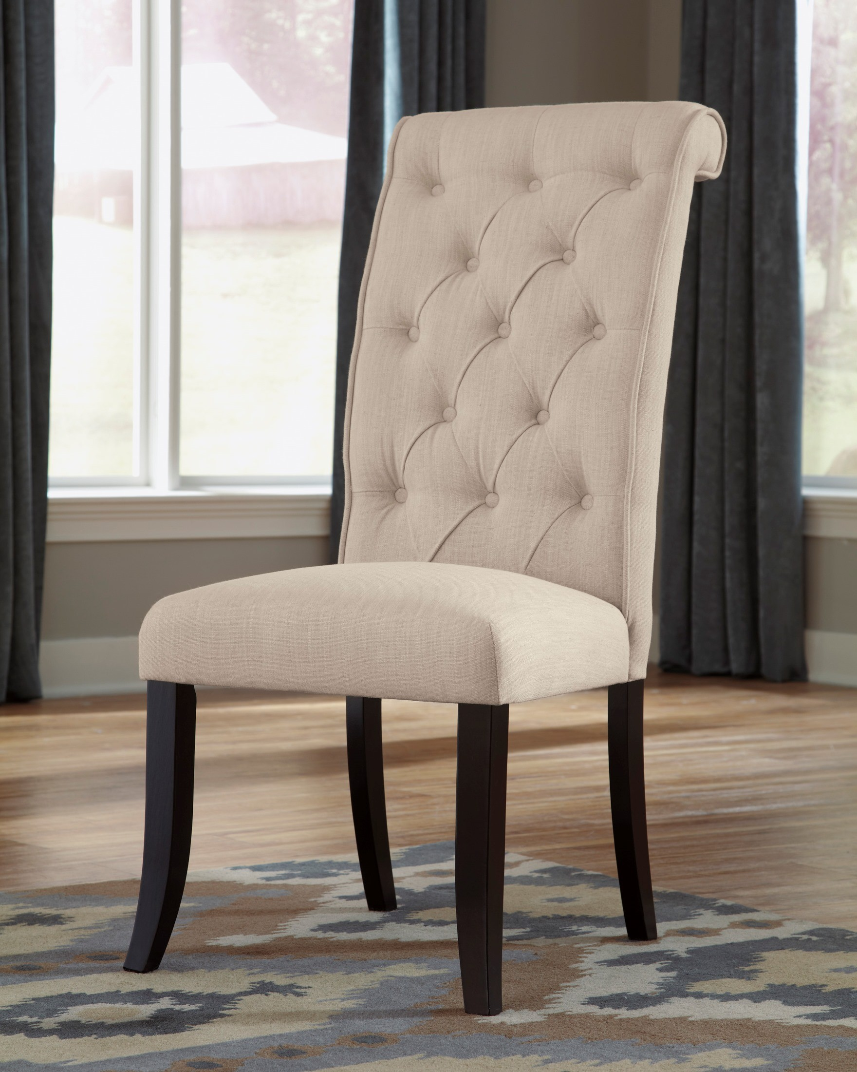 Dining Chairs Tripton Dining Upholstered Side Chair Set Of 2 From Ashley