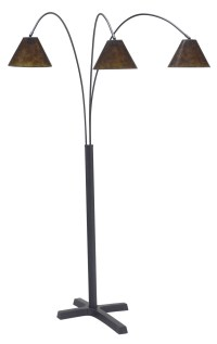 Sharde Metal Arc Lamp from Ashley (L725049) | Coleman ...