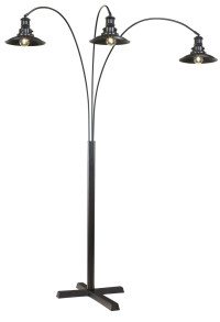L725059 Metal Arc Lamp from Ashley (L725059) | Coleman ...