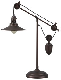 Kylen Bronze Metal Desk Lamp from Ashley (L734152 ...