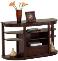 Sebring Medium Ash Sofa/Console Table from Progressive ...