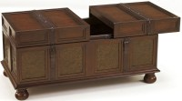 McKenna Coffee Table from Ashley (T753-20) | Coleman Furniture