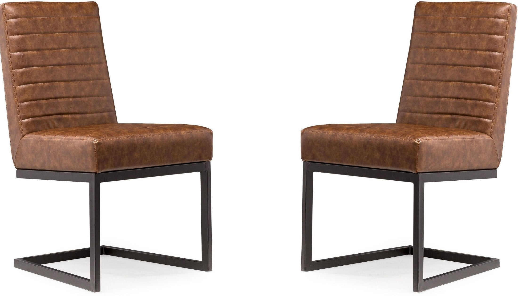 Austin Brown Dining Chair Set Of 2 From Tov Coleman