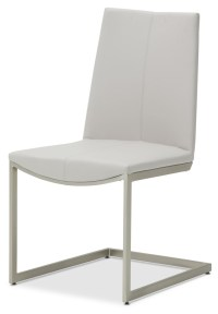 Trance Milan White Side Chair from Aico | Coleman Furniture