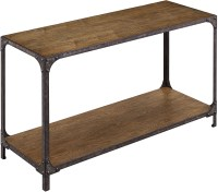 Irwin Wood and Metal Sofa Table from Pulaski | Coleman ...