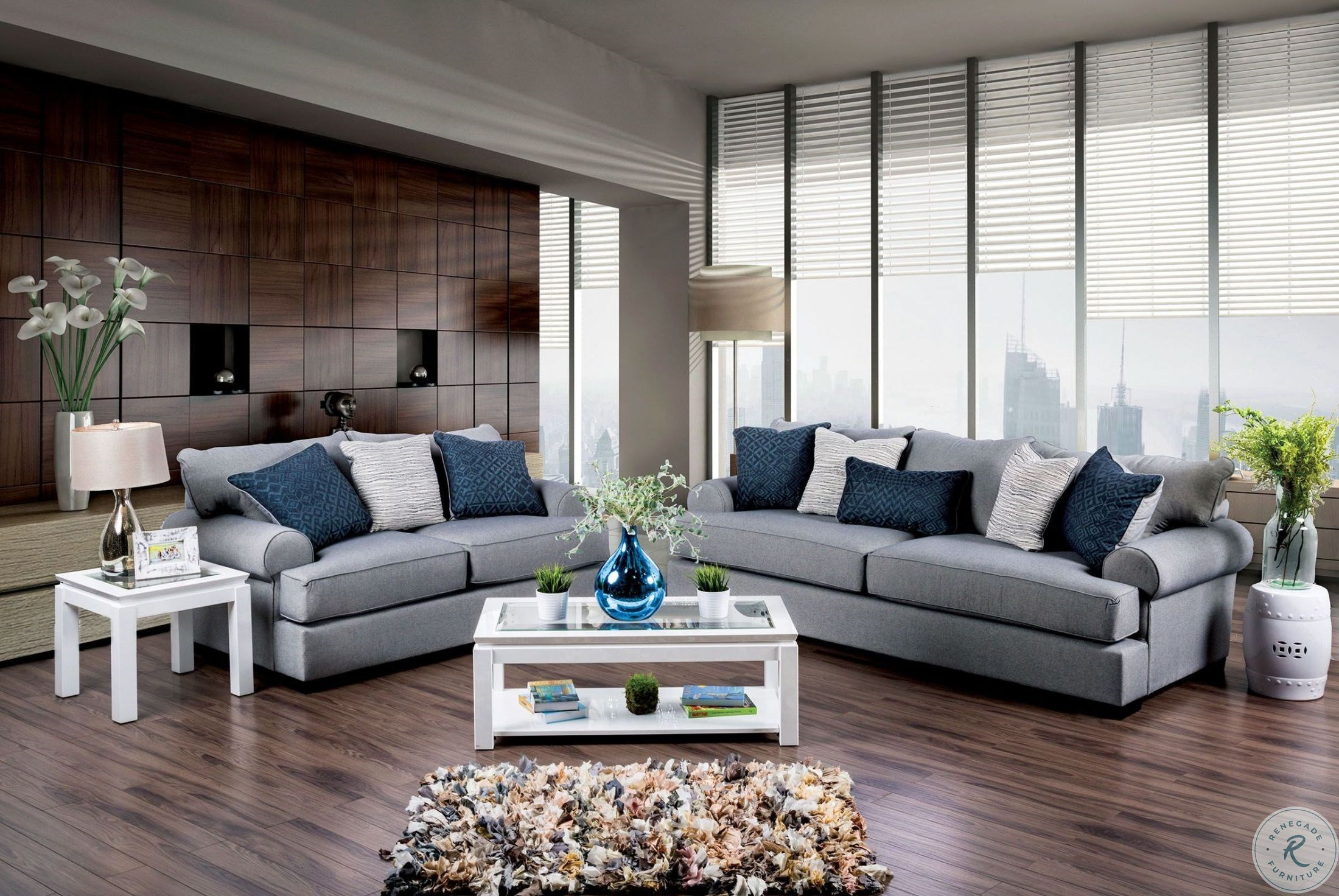 Interio Sofa Lorenzo Gilda Beige Living Room Set From Furniture Of America Coleman