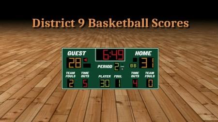 Basketball Scores