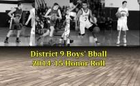 Boys Honor Roll