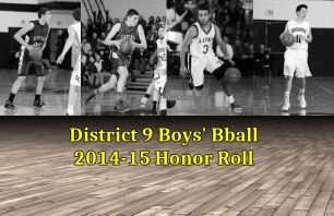 Boys Honor Roll