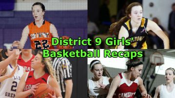 Girls Basketball Recaps 3