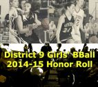 Girls Honor Roll