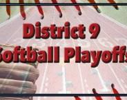 D9 Softball Playoffs