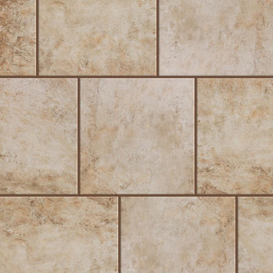 Style Selections 12 In X 12 In Mesa Beige Porcelain Floor And Wall Tile Lowe S Canada