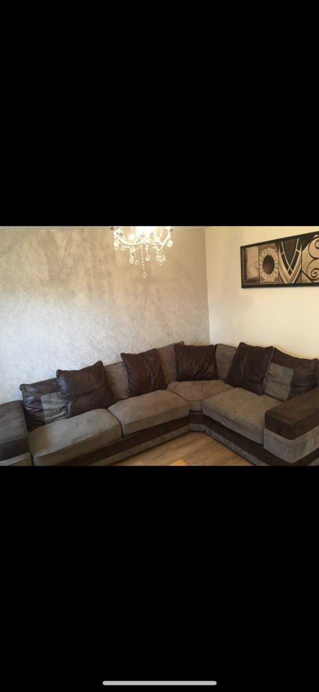 Modular Sofa Uxbridge Corner Sofa Second Hand Household Furniture Buy And Sell In