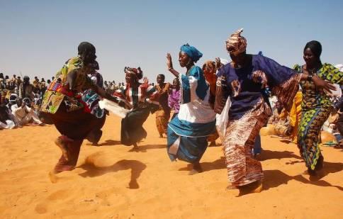 fulani-dance