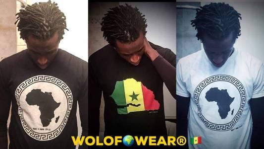 wolof wear