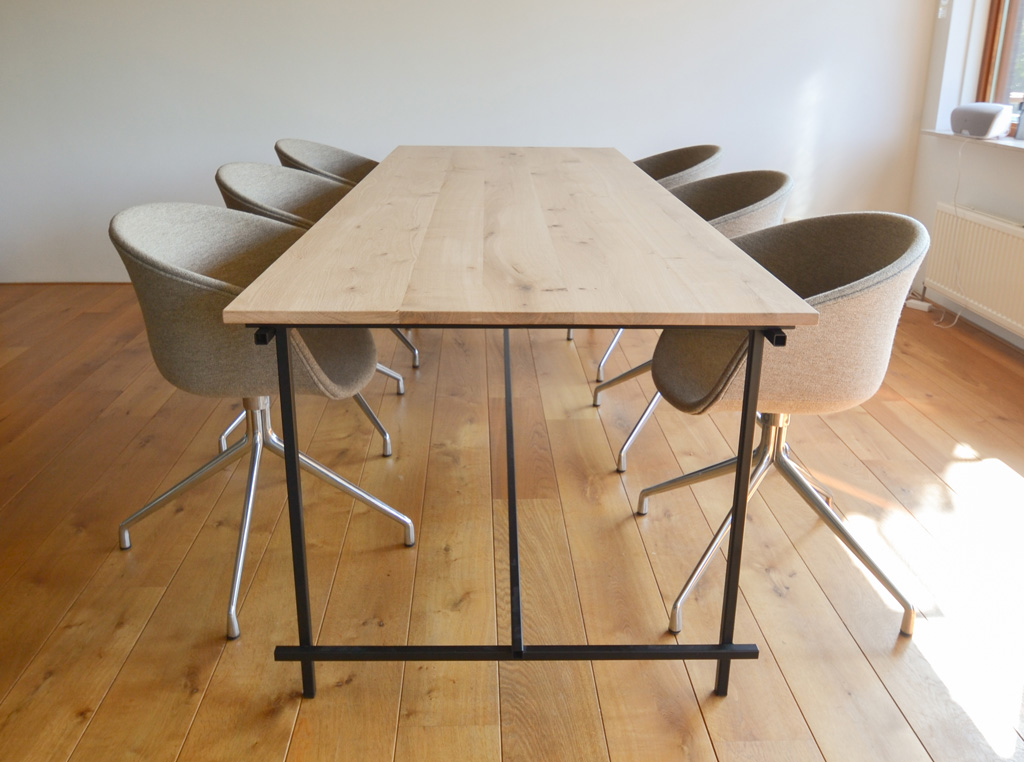 Tafel Frame Tafels Archives - Daan Mulder Interieurarchitect