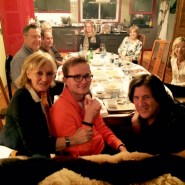 Rijsttafel bij Kathy en Rick (2014)