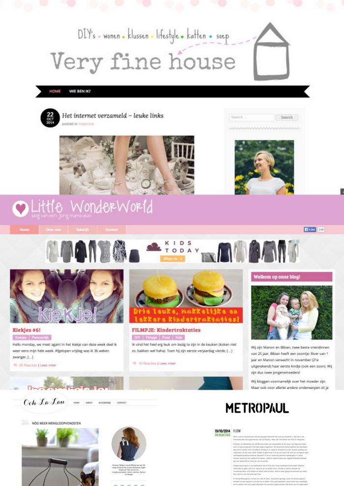 27 oktober 2014 - Blog favorieten 3