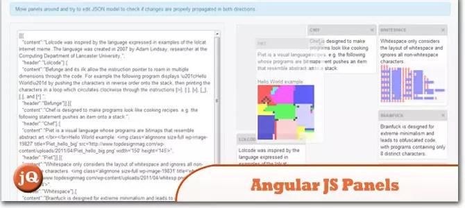 My Top 5 AngularJS Demo Applications \u2014 SitePoint