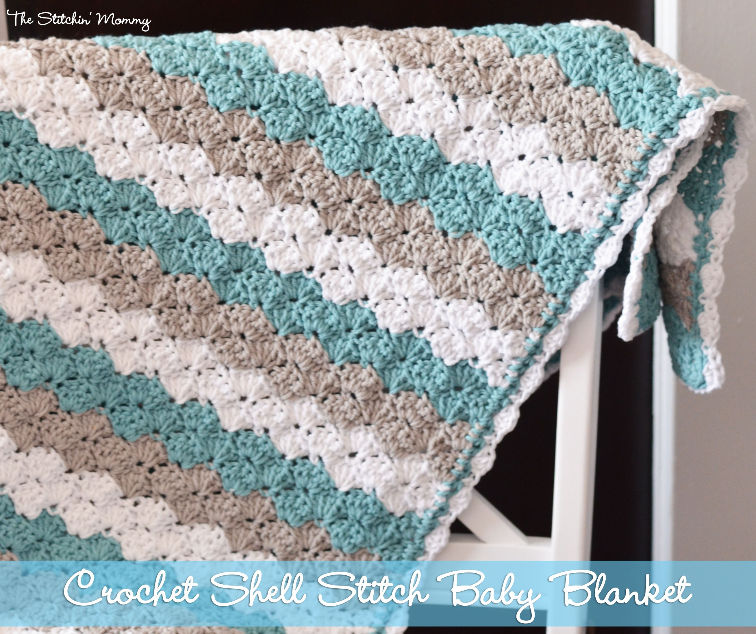 Crocheted Baby Blankets 25 Baby Blanket Crochet Patterns Dabbles Babbles
