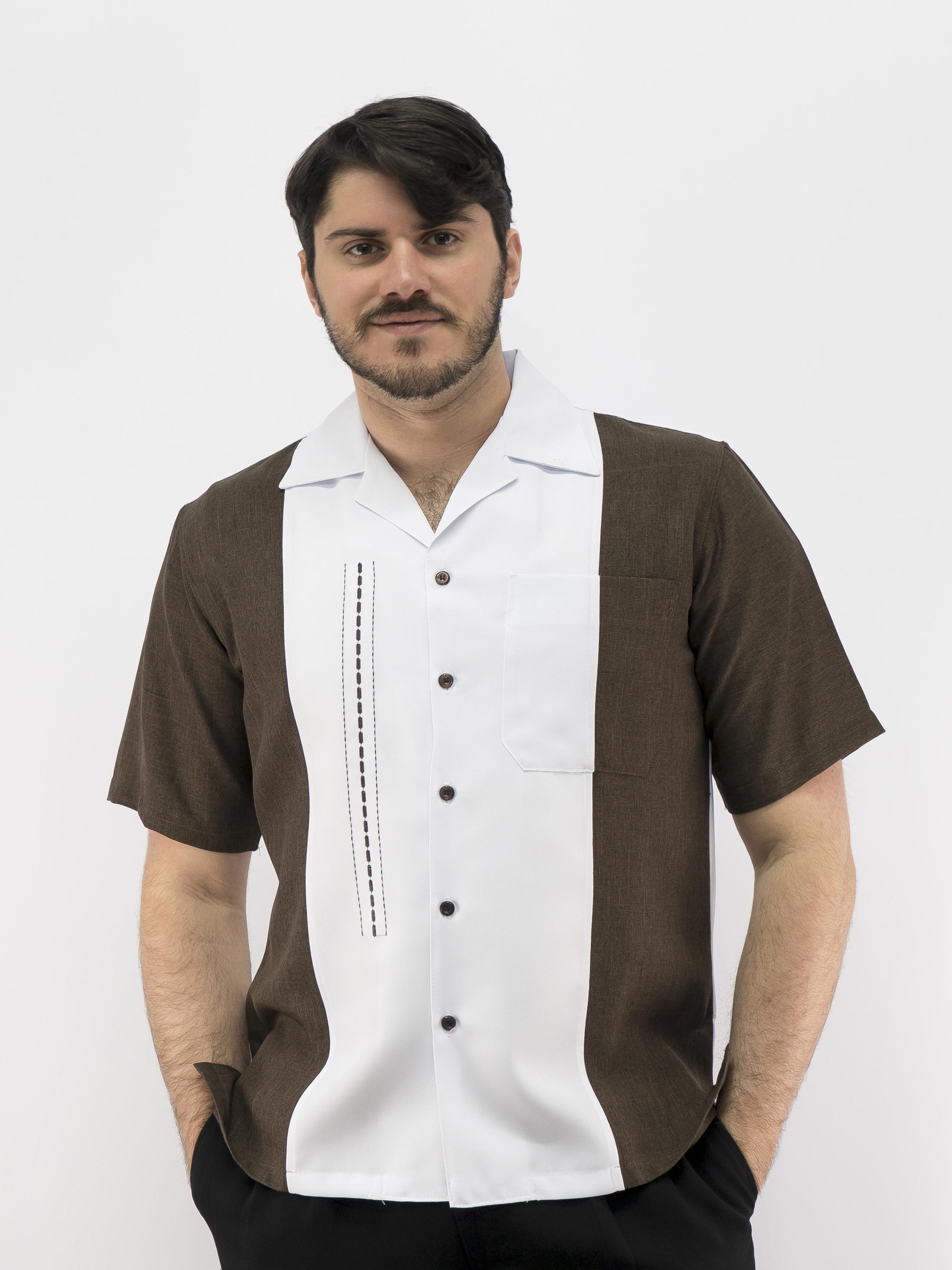 5031 brown white