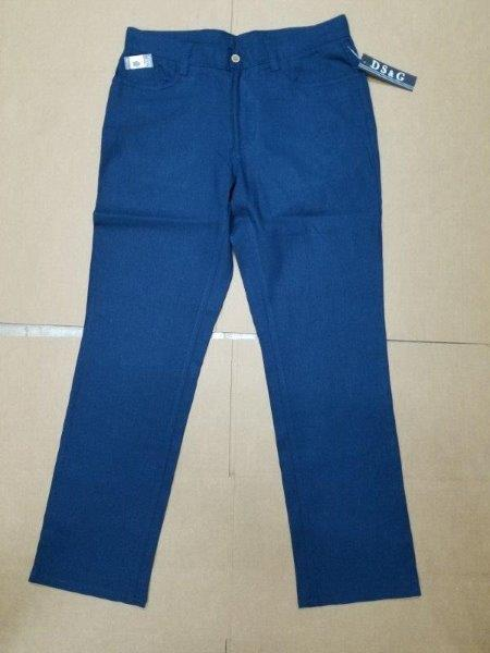 9000 Navy Jean Front view