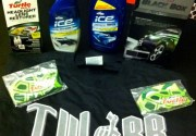 A box full of Turtle Wax schwag!