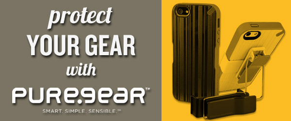 PureGear phone accessories and covers
