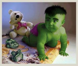 baby hulk 300x252 The Dark Side of Parenting