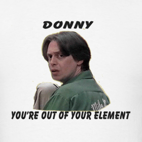 donny you are out of your element design Immaculate Suggestions: Taking Parenting Advice from the Childless