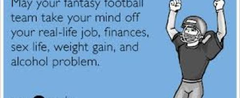 fantasy football ecard