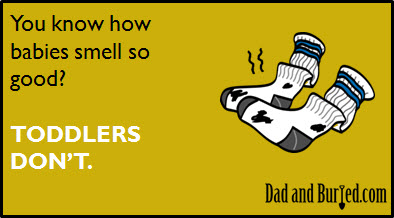 smelly ecard [E card] So Fresh and So Clean