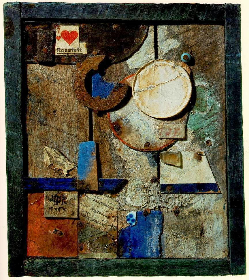 Art Bild Dada And Dadaism Kurt Schwitters